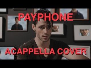 Maroon 5 Payphone - Acappella Cover Version (TV SHOW CLIP) Matthias Harris