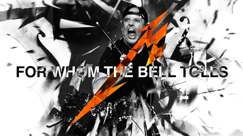 Metallica San Francisco Symphony For Whom the Bell Tolls Live