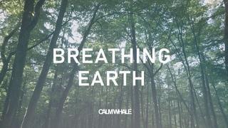 Breathing EARTH 🌎 Grounding Slow Shamanic Drummming : Spring Equinox : ROOT Chakra Meditation
