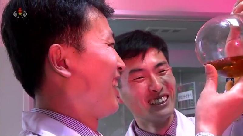 세계에 도전한 120여일 김일성종합대학 평양의학대학 의학과학기술교류소