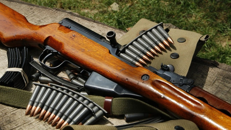 The Russian Secret To Loading Your SKS Rifle Using Stripper Clips