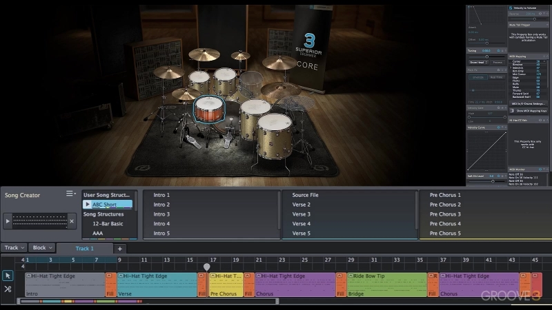 Groove3 Superior Drummer 3 Explained