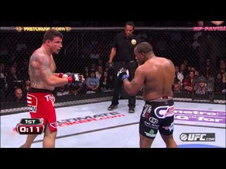 UFC 170 Free Fight: Daniel Cormier vs. Frank Mir