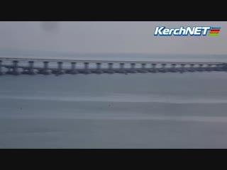 Керчь, что происходит сейчас у Крымского моста Рифмы и Панчи