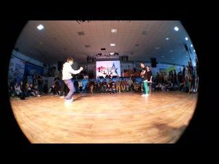 Платформа 1/75     I  Hip-Hop 1/4 final