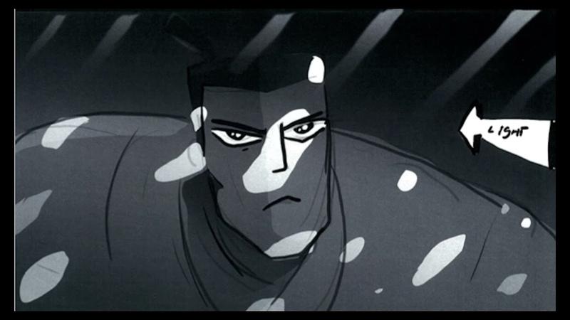 Samurai Jack S04E09 Animatic