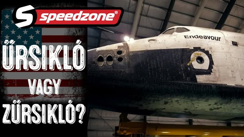 Űrsikló vagy zűrsikló Speedzone menni Amerika S04E19