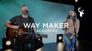Way Maker and Cornerstone (Acoustic) - The McClures | Moment