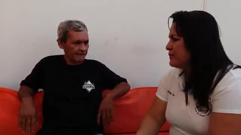 Paraguay Testimonio del uso del CDS dióxido de cloro en VIH Sida