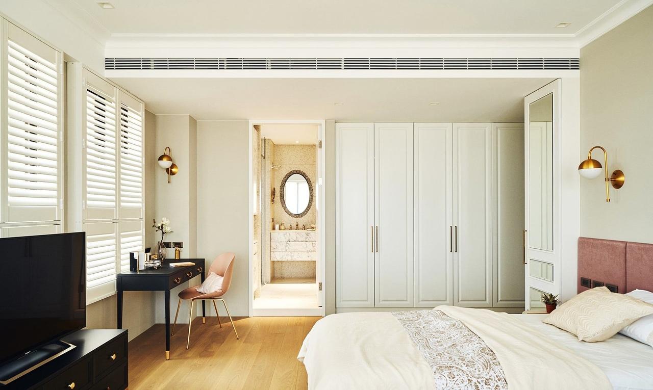 Свобода текстур: квартира в городе Гаосюн на юго-западе Тайваня от студии HAO Design