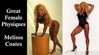 Great Female Physiques - Melissa Coates - Bodybuilding & Fitness Motivation
