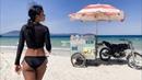 С моей девушкой филиппинкой на «лучшем» пляже Нячанга во Вьетнаме. Что мы всегда берем с собой.