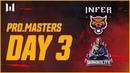 [Matches] Турнир Warface PRO.Masters. Day 3. Infer.Prodigy vs Tranquility