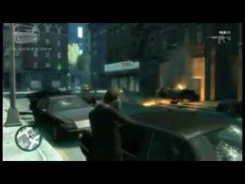 GTA IV Francis McReary's Funeral HD