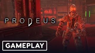 Prodeus - Gameplay Walkthrough    gamescom 2020