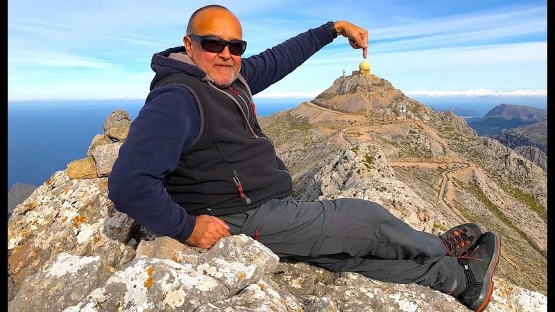 Trekking Penyal de Migdia Mallorca